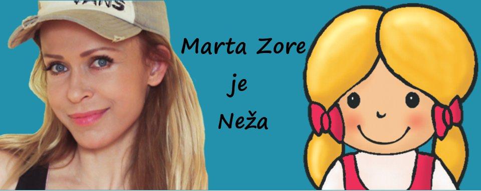 Marta Zore je Neža